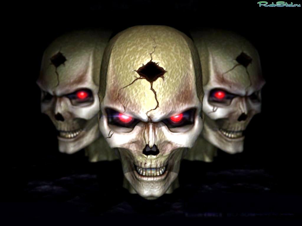 черепа скачать картинку