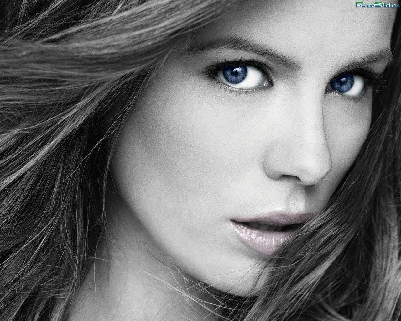 Третья: Девочка с голубыми глазами - Kinopoisk Ru