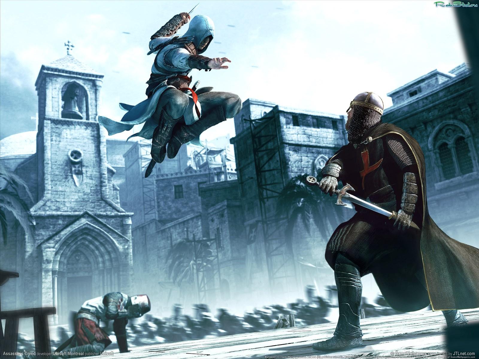 скачать 100% рабочий кряк для Assassin's creed 2(ассасинс ...