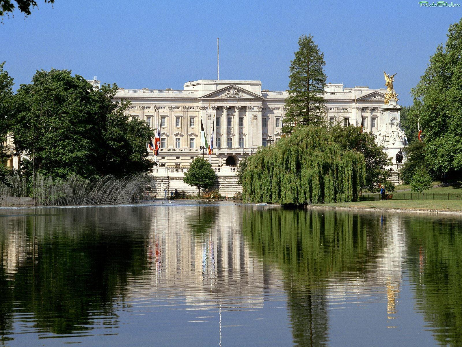 Лондон парк